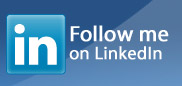 Follow me @ LinkedIn